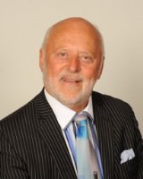 John Singleton JP  - Mayor of Fylde (PenPic)