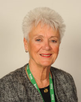 Sue Fazackerley MBE - Council Leader (PenPic)