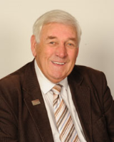 Mayor of Fylde -  Peter Hardy (PenPic)
